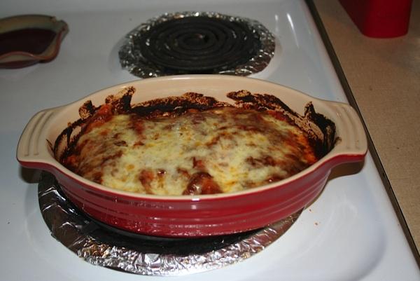 baked-homemade-pulled-venison-enchiladas