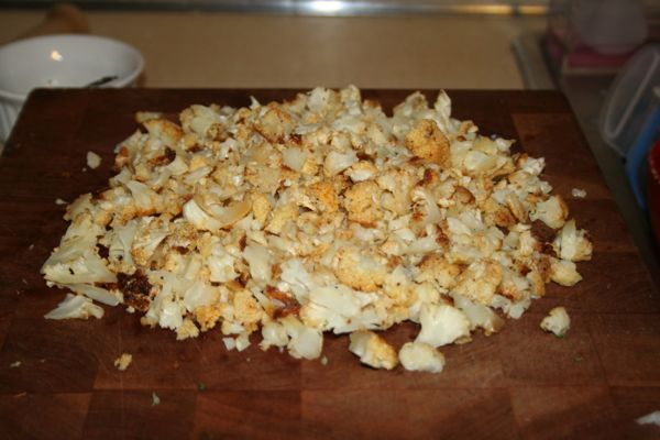 chopped-roasted-califlower-for-shepards-pie-topping