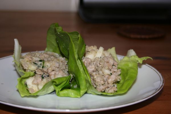 Chicken Sausage Lettuce Wraps Recipes — Dishmaps