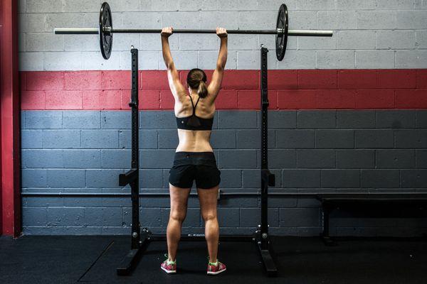 push-press-bar-bell-weight-lifting
